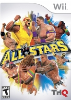 Obal-WWE All Stars