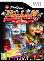Obal-Williams Pinball Classics