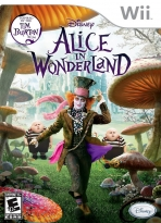 Obal-Alice in Wonderland