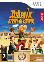 Obal-Asterix at the Olympic Games