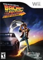 Obal-Back to the Future: The Game