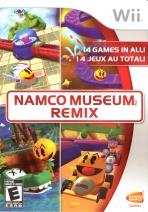 Obal-Namco Museum Remix