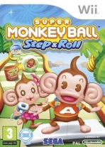 Obal-Super Monkey Ball Step & Roll