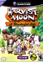 Obal-Harvest Moon : A Wonderful Life