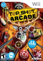 Obal-Top Shot Arcade