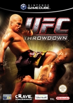 Obal-Ultimate Fighting Championship: Throwdown