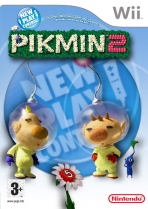 Obal-New Play Control!: Pikmin 2