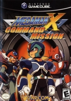 Obal-Mega Man X: Command Mission