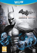 Obal-Batman: Arkham City: Armored Edition