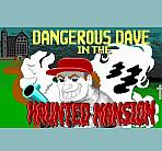 Obal-Dangerous Dave in the Haunted Mansion