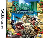 Etrian Odyssey III: The Drowned City