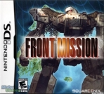 Obal-Front Mission DS