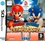 Obal-Mario & Sonic at the Olympic Games
