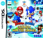 Obal-Mario & Sonic at the Olympic Winter Games