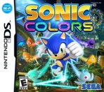 Obal-Sonic Colors DS