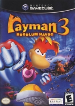 Obal-Rayman 3: Hoodlum Havoc