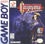 Obal-Castlevania Legends