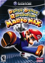 Obal-Dance Dance Revolution: Mario Mix