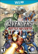 Obal-Marvel Avengers: Battle for Earth