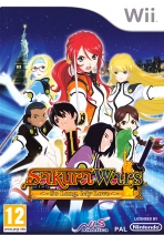 Obal-Sakura Wars: So Long My Love