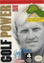Obal-Greg Norman´s Golf Power