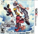 Obal-Kingdom Hearts 3D: Dream Drop Distance