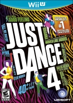 Obal-Just Dance 4