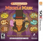 Obal-Professor Layton and the Miracle Mask