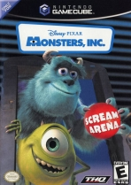 Obal-Monsters Inc. Scream Arena