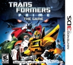 Obal-Transformers Prime: The Game