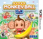 Obal-Super Monkey Ball 3D