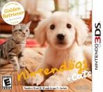 Obal-Nintendogs plus Cats: Golden Retriever & New Friends