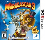 Obal-Madagascar 3: The Video Game
