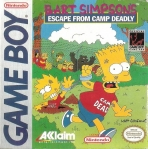 Obal-Bart Simpson´s Escape from Camp Deadly