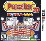 Obal-Puzzler World 2012 3D