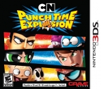 Obal-Cartoon Network: Punch Time Explosion