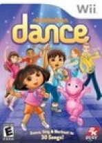 Obal-Nickelodeon Dance