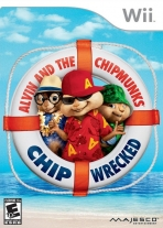 Obal-Alvin and the Chipmunks: Chipwrecked