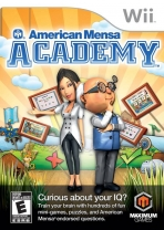 Obal-American Mensa Academy