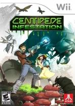 Obal-Centipede: Infestation