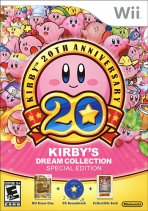 Obal-Kirby´s Dream Collection Special Edition