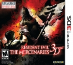Obal-Resident Evil: The Mercenaries 3D