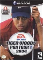 Obal-Tiger Woods PGA Tour 2004
