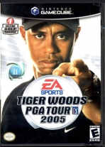 Obal-Tiger Woods PGA Tour 2005
