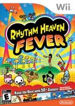 Obal-Rhythm Heaven Fever