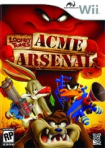 Obal-Looney Tunes: Acme Arsenal