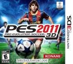 Obal-Pro Evolution Soccer 2011 3D