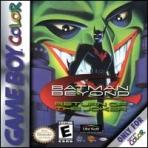 Obal-Batman Beyond: Return of the Joker