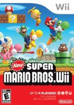 Obal-Super Mario Bros. Wii