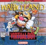 Obal-Virtual Boy Wario Land